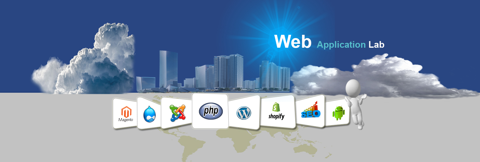 Web Application labs Banner
